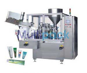 Automatic Tube Filling Sealing Machine India