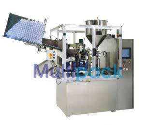 Soft Tube Filling And Sealing Machine India